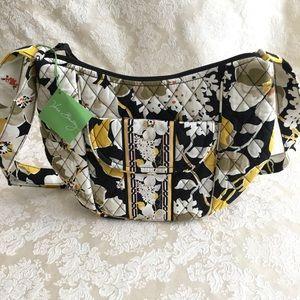 Vera Bradley Clare purse in Dogwood NWT